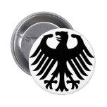 Alemán Eagle Pin