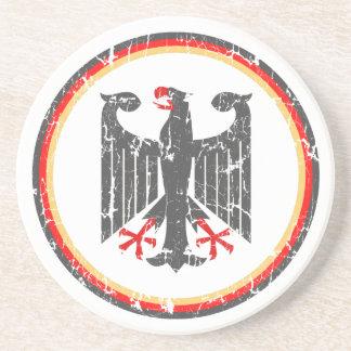 Alemán Eagle Posavasos Personalizados