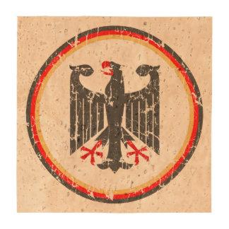 Alemán Eagle Posavasos