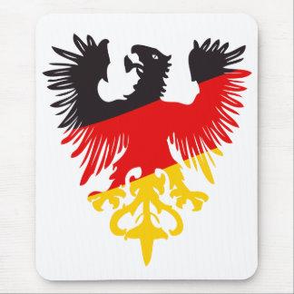 Alemán Eagle Alfombrilla De Ratón