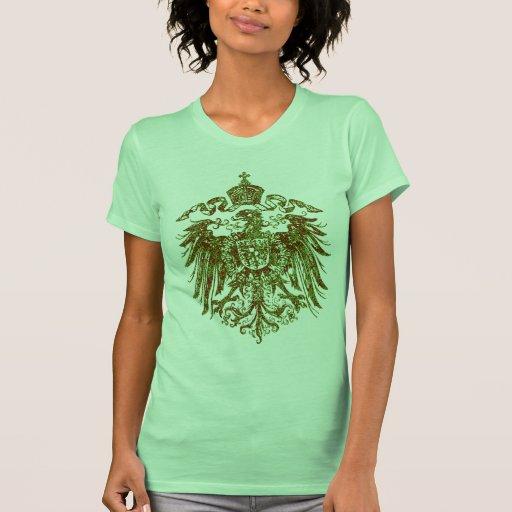 Alemán imperial Eagle Camiseta