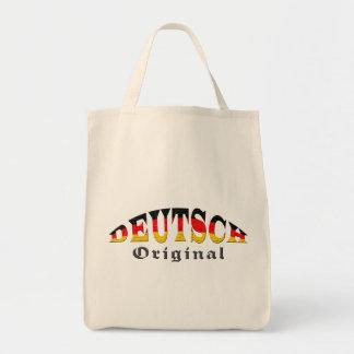 Alemán - original bolsas