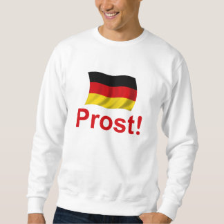 ¡Alemán Prost! Sudadera