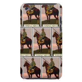 Alemán Uhlan de WWI Case-Mate iPod Touch Coberturas