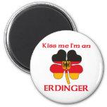 Alemanes personalizada me besan que soy Erdinger Imán De Nevera