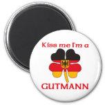 Alemanes personalizada me besan que soy Gutmann Iman De Frigorífico