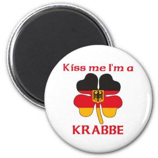 Alemanes personalizada me besan que soy Krabbe Iman