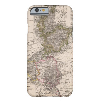 Alemania 12 funda barely there iPhone 6