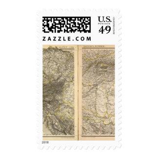 Alemania 25 sellos