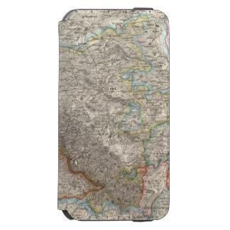 Alemania 27 funda billetera para iPhone 6 watson