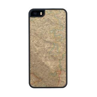 Alemania 27 funda de arce carved® para iPhone 5