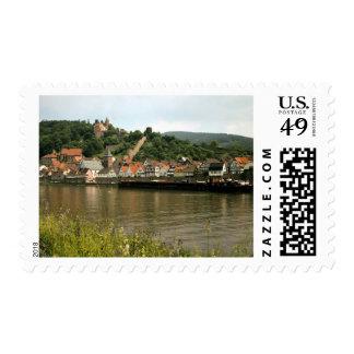 Alemania 34 sello