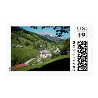 Alemania 47 sello