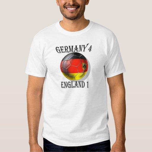 Alemania 4 camisetas y regalos de fútbol del poleras