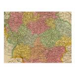 Alemania 8 tarjeta postal