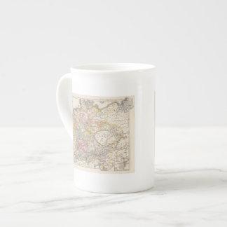 Alemania a partir de 1495 a 1618 taza de porcelana