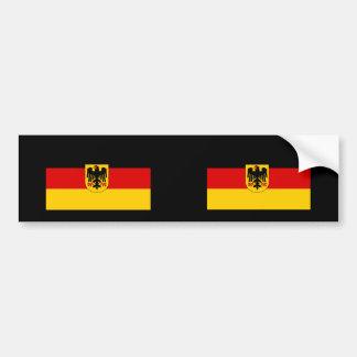 Alemania, Alemania Pegatina Para Auto