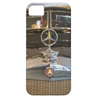 Alemania, Baden-Wurttemberg, Stuttgart. Mercedes iPhone 5 Funda