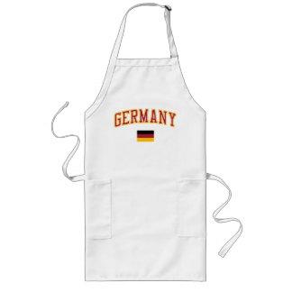 Alemania + Bandera Delantales