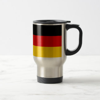 Alemania - bandera nacional alemana taza