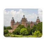 Alemania, Baviera, Baviera, Aschaffenburg. Schloss Imanes