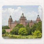 Alemania, Baviera, Baviera, Aschaffenburg. Schloss Alfombrillas De Raton