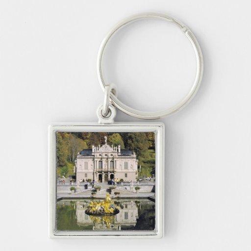 Alemania, Baviera, castillo de Linderhof. Linderho Llavero