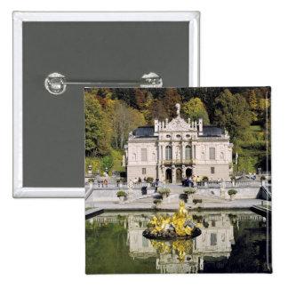 Alemania, Baviera, castillo de Linderhof. Linderho Pin