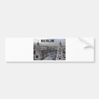 Alemania Berlín (Kan.K) Pegatina Para Auto