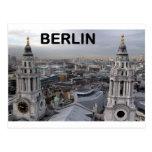 Alemania Berlín (Kan.K) Tarjeta Postal