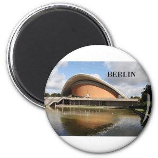 Alemania Berlín (St.K) Imán Redondo 5 Cm