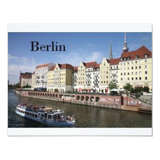 Alemania Berlín (St.K) Comunicado