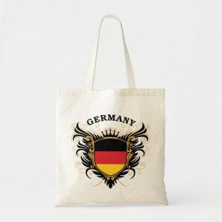 Alemania Bolsa Lienzo