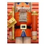 Alemania - cascanueces postal
