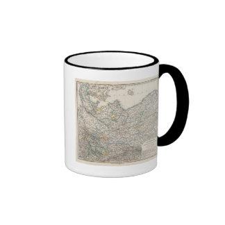Alemania del noreste tazas de café