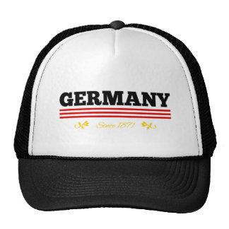 Alemania desde 1871 gorro
