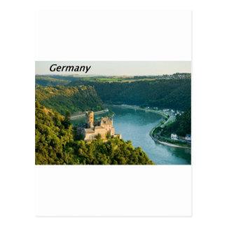 Alemania el Rin [kan.k] .JPG Postal