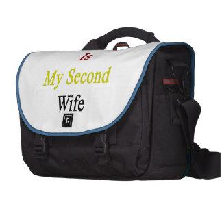 Alemania es mi segunda esposa bolsas de ordenador