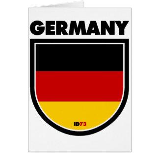 Alemania Felicitacion