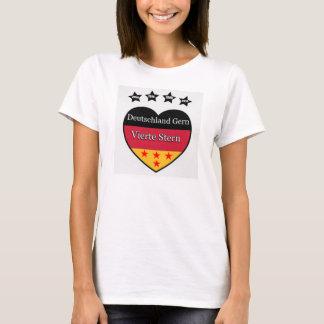 Alemania fútbol campeón del mundo playera