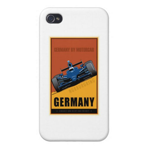 Alemania iPhone 4/4S Carcasas