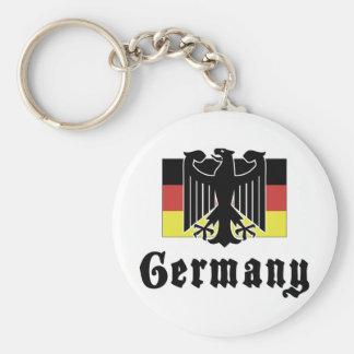 Alemania Llavero Personalizado