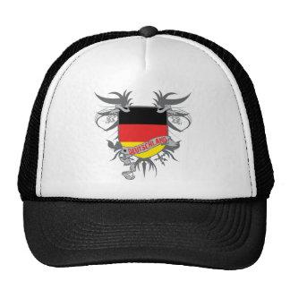 Alemania se fue volando gorras