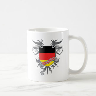 Alemania se fue volando tazas de café