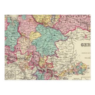 Alemania septentrional 2 postal