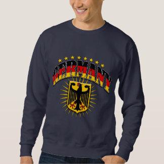 Alemania Sudaderas Encapuchadas