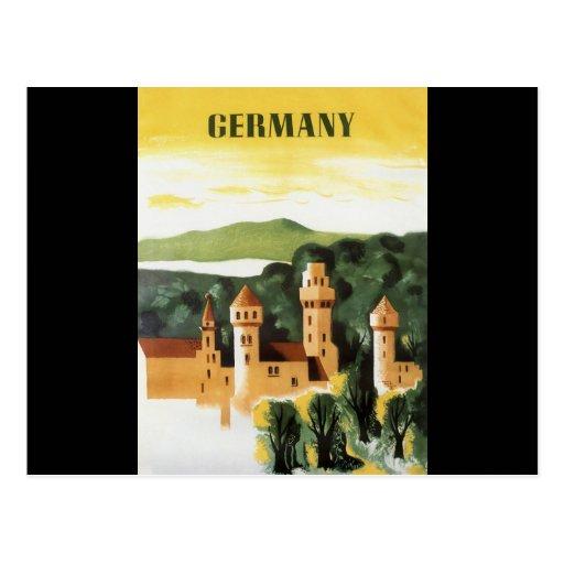 Alemania Tarjeta Postal