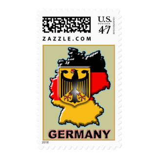 Alemania Timbres Postales