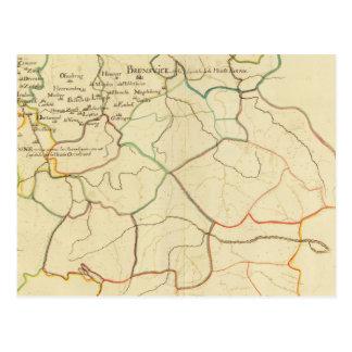 Alemania y Austria históricas Tarjetas Postales