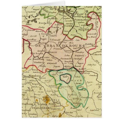 Alemania y Polonia Tarjeton